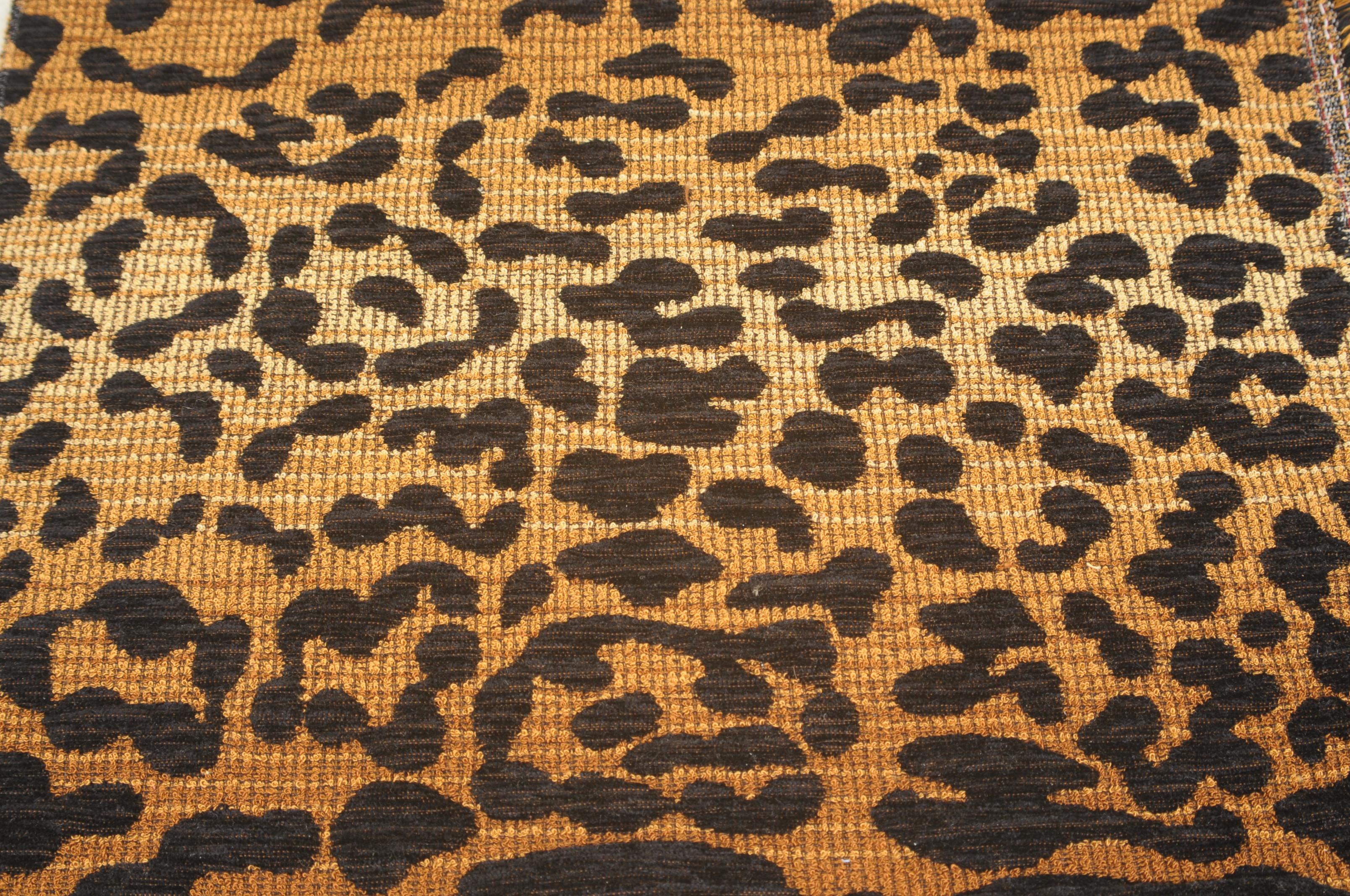 Tiger Fabric, not Le Tigre