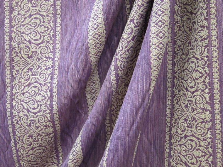Mauve Designer Fabric